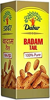 Dabur Badam Tail - 100% Pure Almond Oil - 100 ml