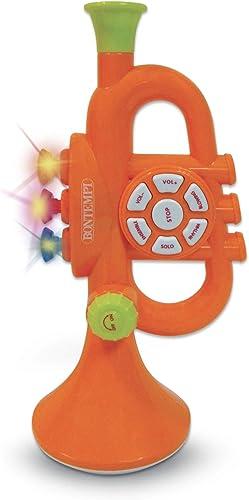 Bontempi- Trompette, 36 3825, Orange