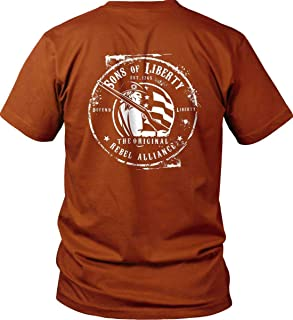 Sons Of Liberty - Original Rebel Alliance Gildan T-Shirt