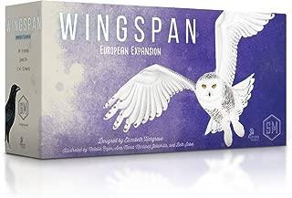 Stonemaier Games: Wingspan European Expansion Board Game