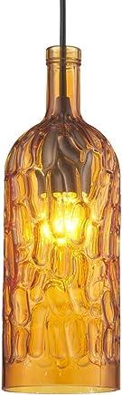 Amazon.es: lamparas botellas - Cristal / Iluminación de interior ...