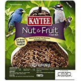 Kaytee Nut And Fruit Seed Treat Bell, 15-Ounce