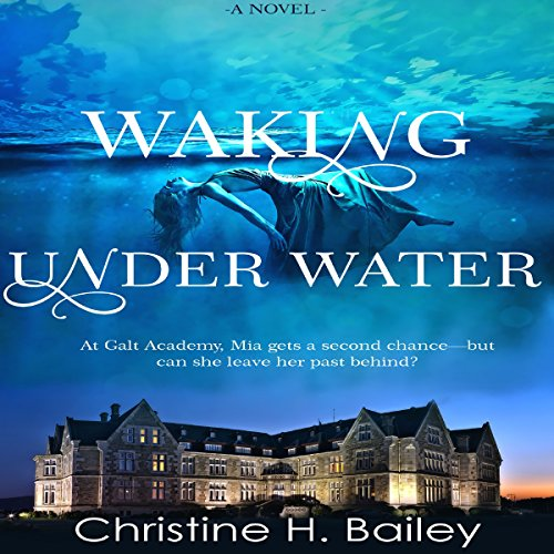 Waking Under Water audiobook cover art