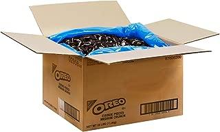Oreo Pieces Medium Crunch Cookie Crumbs 25 Lbs. box