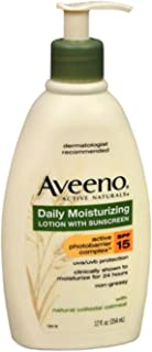 Best aveeno daily moisturizing lotion vs skin relief Reviews