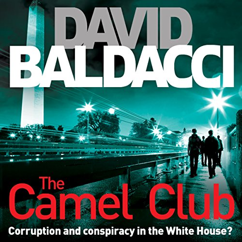 The Camel Club audiobook cover art