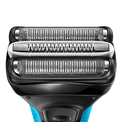 Braun Series 3 32B Electric Shaver Head Replacement Cassette - Black Pack (Packaging may vary)
