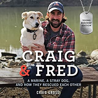 Craig & Fred Young Readers' Edition audiobook cover art