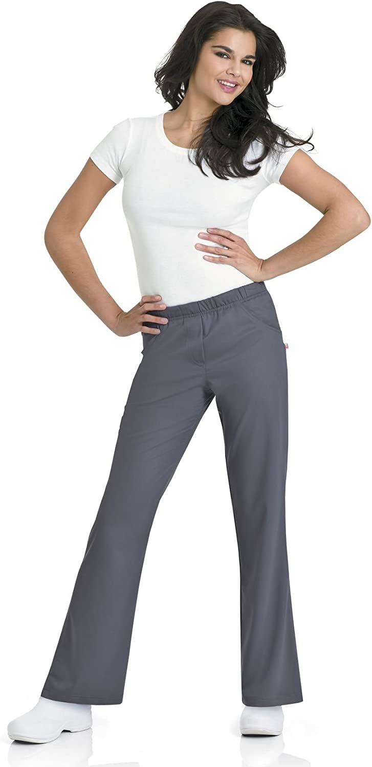 Women's Year-end annual account Alexis Comfort Elastic Pant African Violet;Petite National uniform free shipping Waist