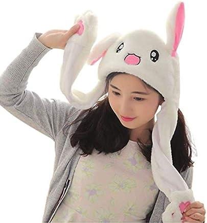 【SEDON】 うさぎ 帽子 耳が動く ウサギ ぼうし 耳 動く 人気