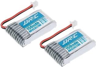 YUNIQUE ESPAGNE® 2 PIEZAS 3.7V 150mAh batería para JJRC H20 Hexacoper RC Quadcopter