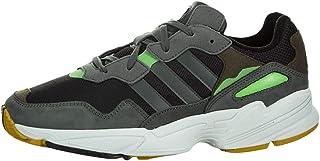 Yung-96 Men's Shoes Core Black/Legend Ivy/Raw Ochre f35018