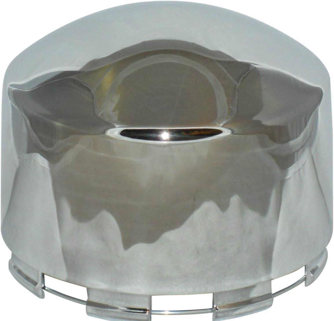 Ultra Over item handling ☆ Wheels 89-0403 Cheap SALE Start 60971890F-4 Chrome Snap Wheel Cap Center In