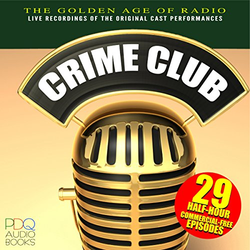 Crime Club cover art