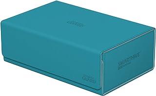Ultimate Guard Smarthive 400 Plus XenoSkin Deck Box, Petrol Blue