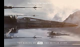 Star Wars UK Postage Stamp Prestige Stamp Book