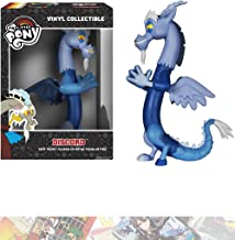 My Little Pony Discord (Blue): Funko x Vinyl Figure Collection + 1 Free Official Trading Card Bundle (048501)