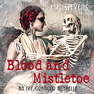 Blood and Mistletoe (Ivy Granger)                   By:                                                                                                                                 E. J. Stevens                               Narrated by:                                                                                                                                 Melanie A. Mason,                                                                                        David Wilson Brown                      Length: 2 hrs and 18 mins     50 ratings     Overall 4.3