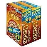 SCS Honey Nut Cheerios - 27.5 Oz. Boxes - 2 Pk.