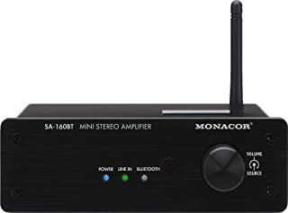 MONACOR 256010 Amplifier