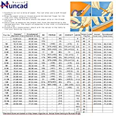 NUNCAD Tungsten Engagement Ring Grooved for Men Women Beveled Edge Comfort Fit Size Z+1 #5
