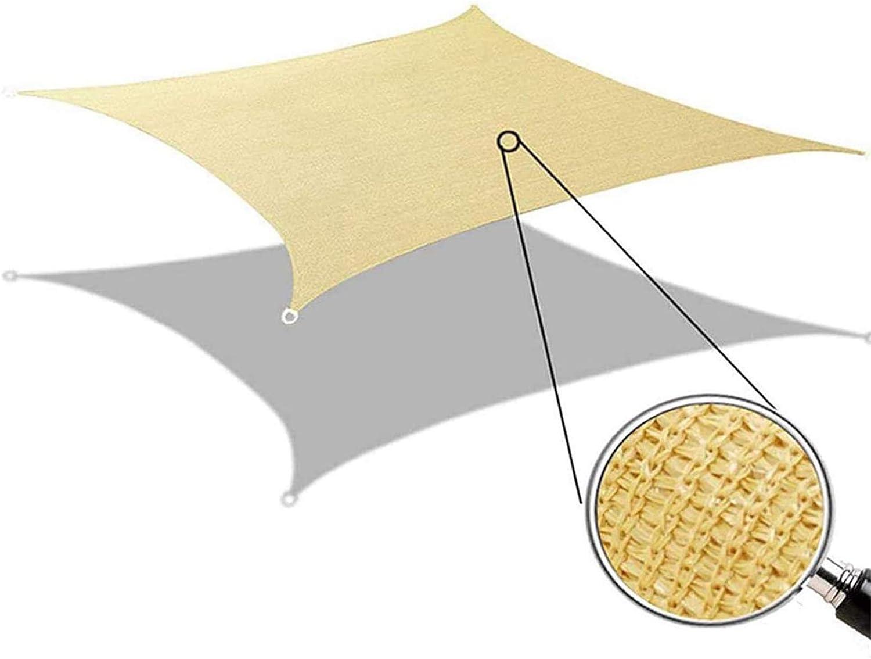 MIYA Sun Shade Sail - Chicago Mall Rectangle 12' UV Rare Block x Cloth
