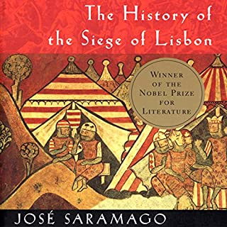 The History of the Siege of Lisbon cover art