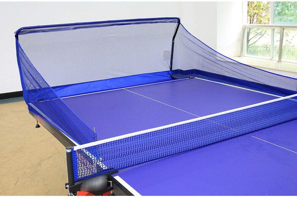 Futchoy Red de seguridad para entrenamiento automático de tenis de mesa para robots de ping pong