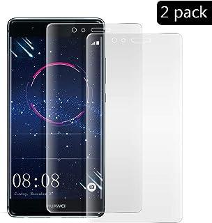 XCYYOO [Lot de 2] Loquiet Verre Trempé Huawei P9 Protection écran Complète Film Protection Huawei P9 en Verre Trempé Ultra...