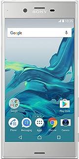 Sony Xperia XZ Dual Sim - 64 GB, Ram 3 GB, 4G LTE, Platinum (Silver - Xperia XZ F8332)