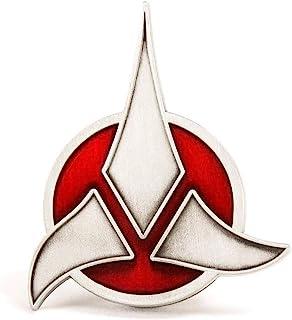 Quantum Mechanix Star Trek Badge Klingon Badge