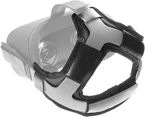 Orzero Head Cushion Compatible for Oculus Quest VR Headset (Only Fits for Quest 1st Gen), Comfortable Protective Stra...