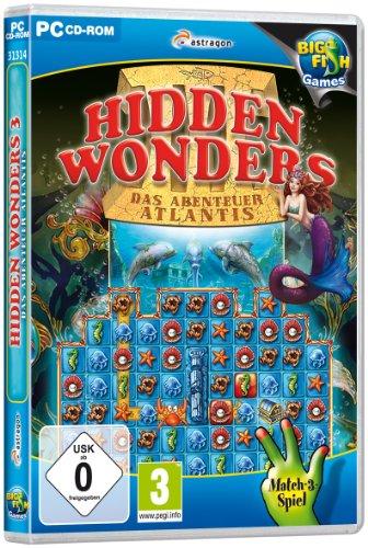 Hidden Wonders III: Das Abenteuer Atlantis [Importación alemana]