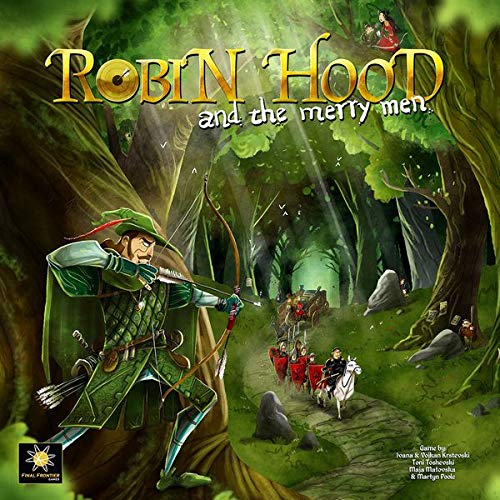 TL Robin Hood and The Merry Men (dt.Ausgabe)