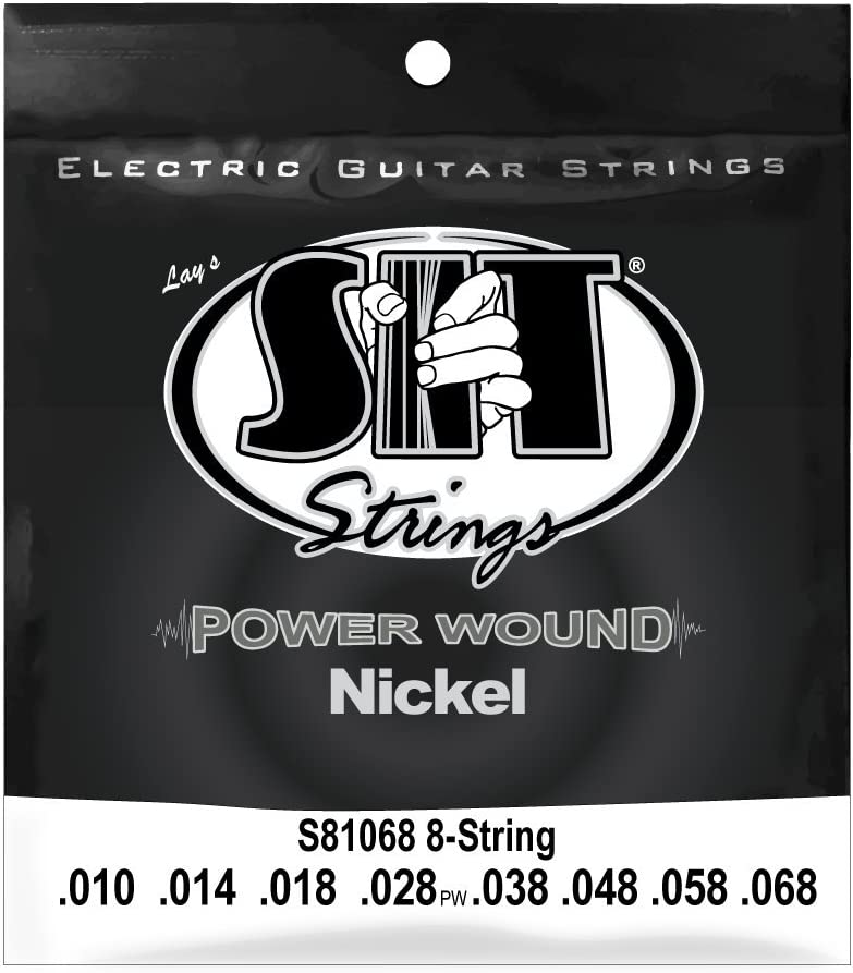 Luxury goods SIT Strings Electric Guitar Great interest S81068