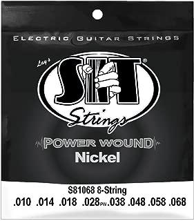 SIT Strings Electric Guitar Strings (S81068)