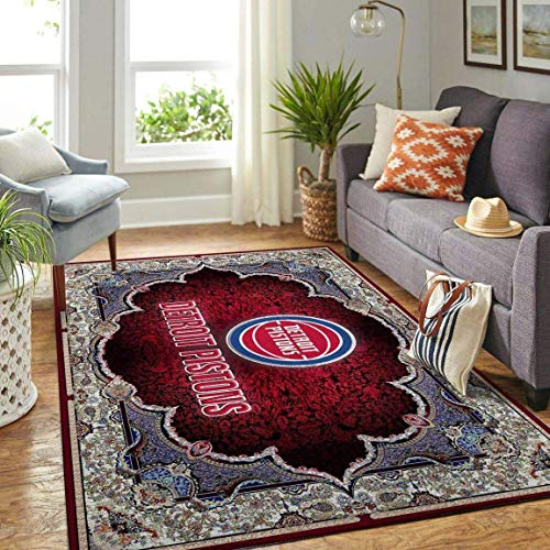 Det-roit PIS-tons Area Rug Carpets Xmas Decor Non Slip Doormat Area Rugs Runner Mats for Hallway Bedroom Bathroom Indoor Living Room Carpet Floor Mat