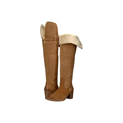Free People Adirondack Tall Boot (Taupe) Women