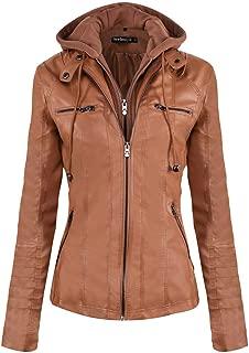 Best misses leather coats Reviews