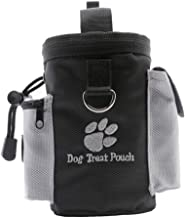 MagiDeal Cane Pet Formazione Training Treat Snack Sacchetto Borsa Bag Feed Bait Pouch Poop Borse Dispenser Verde