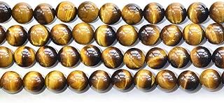 grey tigers eye beads