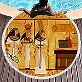 Dios egipcio moda pared tapiz Mandala pared colgando psicod/élico Mandala tapiz de pared alfombra de tela tapices tirar alfombras playa toalla de picnic coj/ín//Yoga Mat Home Decor textiles 150CM 13