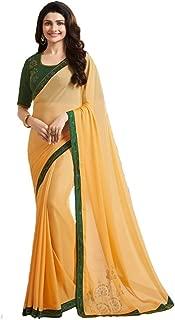 Indian Sari Fashion Designer Ethnic Simple Look Saree Starwaik 33