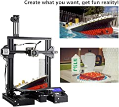 235x235MM King Finger 3D Printer Glass Platform Upgraded Hot Heated Bed Build Surface Tempered Glass Plate Creality Ender 3 Glass Bed