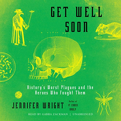 Get Well Soon audiobook cover art