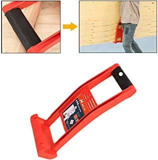Studyset 2-25mm 50kg Heavy Aluminium Panel Carrier Plywood Carry Handle Hand Lifter Gripper Aluminum Alloy Plate Lifter