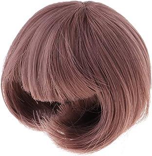 Weiche Silikonkopf Perückenhaube Kopfbedeckung für 1//3 1//6 BJD Dolls Head