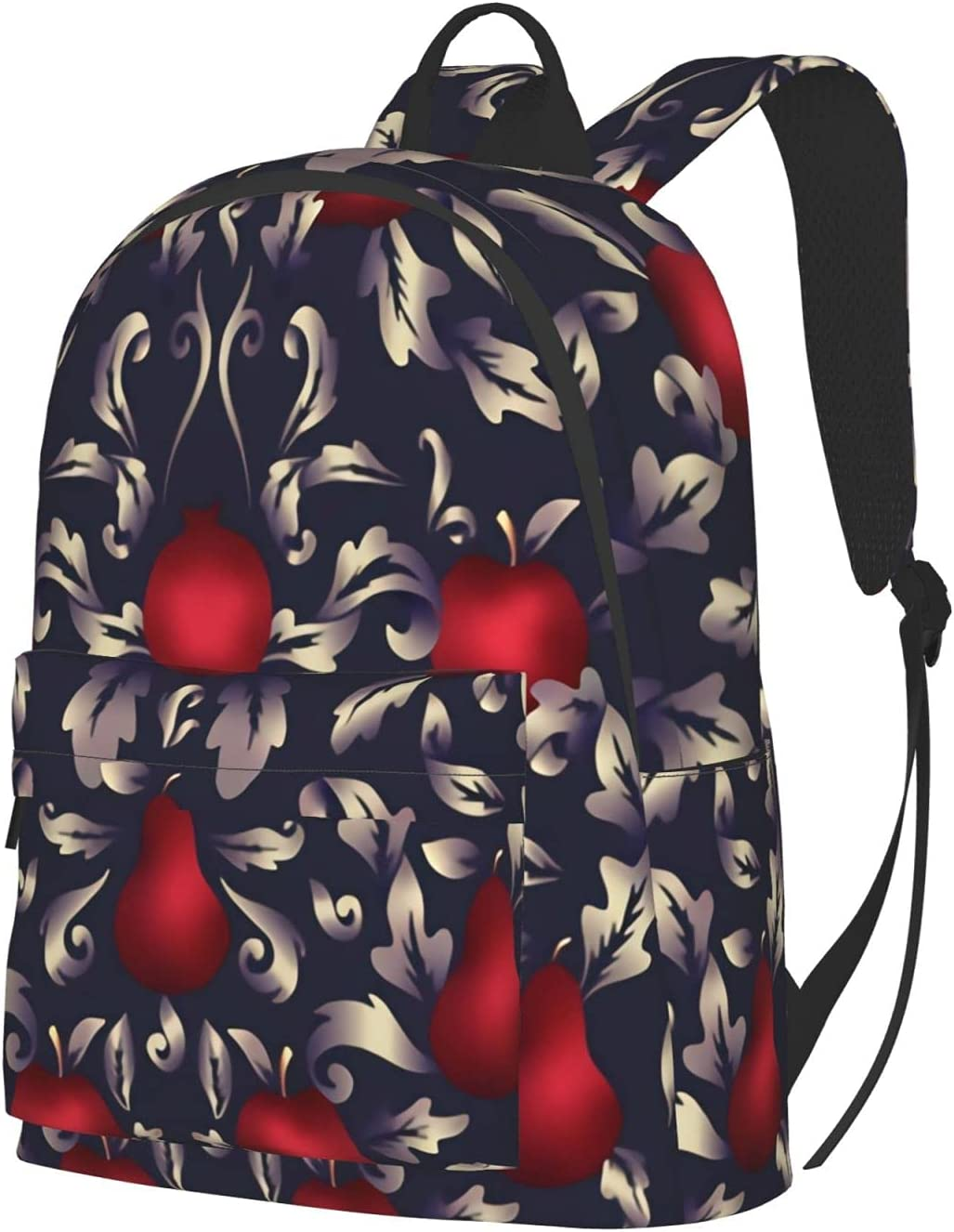 Rococo fruit purplish gold red Bac Challenge the lowest price of Max 60% OFF Japan Travel purple Backpack Laptop