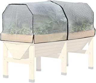 VegTrug MGMMC1147 USA Medium Greenhouse Micromesh Cover (Frame Not Included)