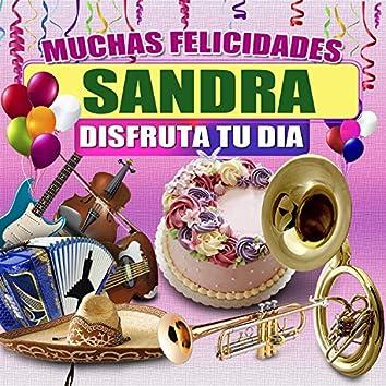 Muchas Felicidades Sandra